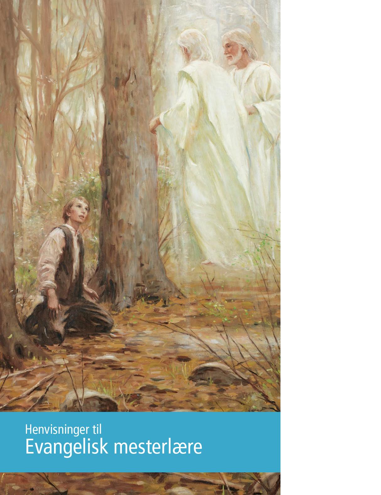 Henvisninger til Evangelisk mesterlære