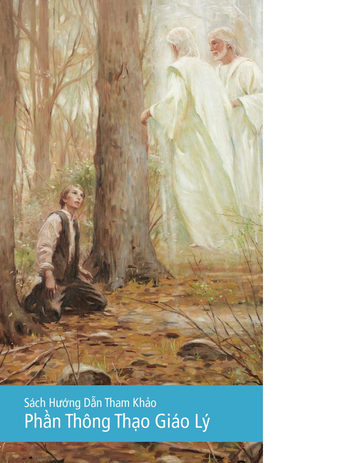 Sách Hướng Dẫn Tham Khảo Phần Thông Thạo Giáo Lý