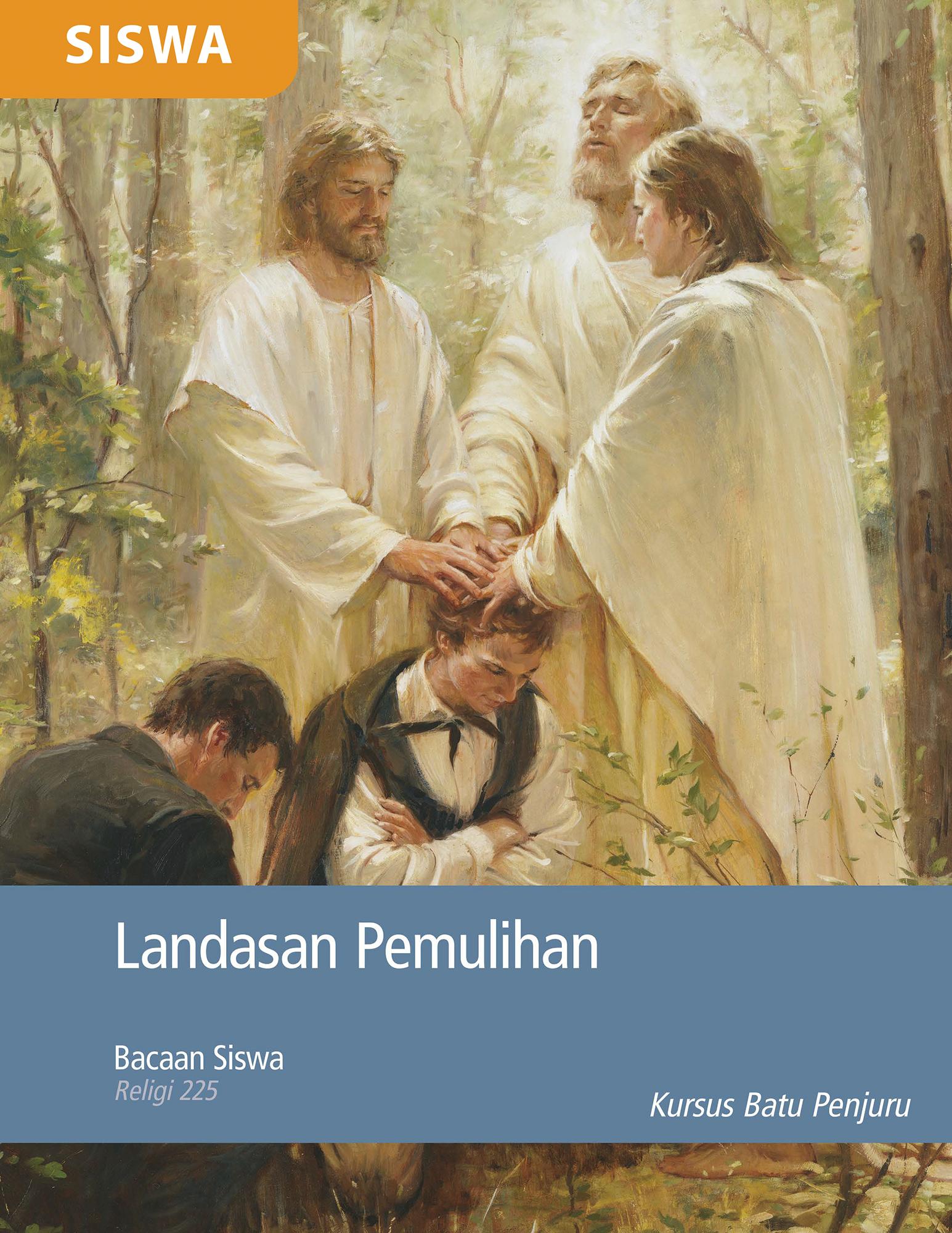Bacaan Siswa Landasan Pemulihan (Religi 225)