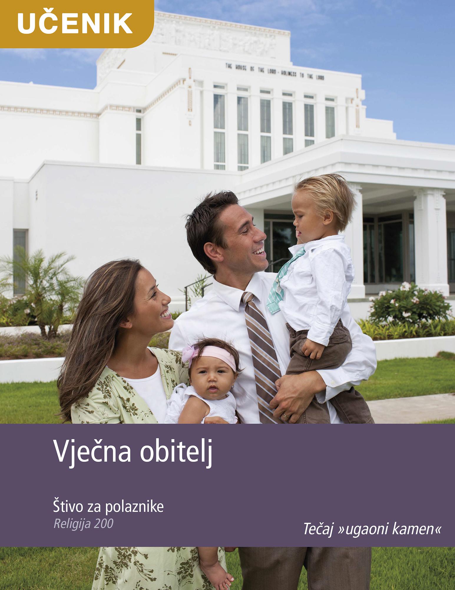 Vječna obitelj – štivo za polaznike (Rel 200)