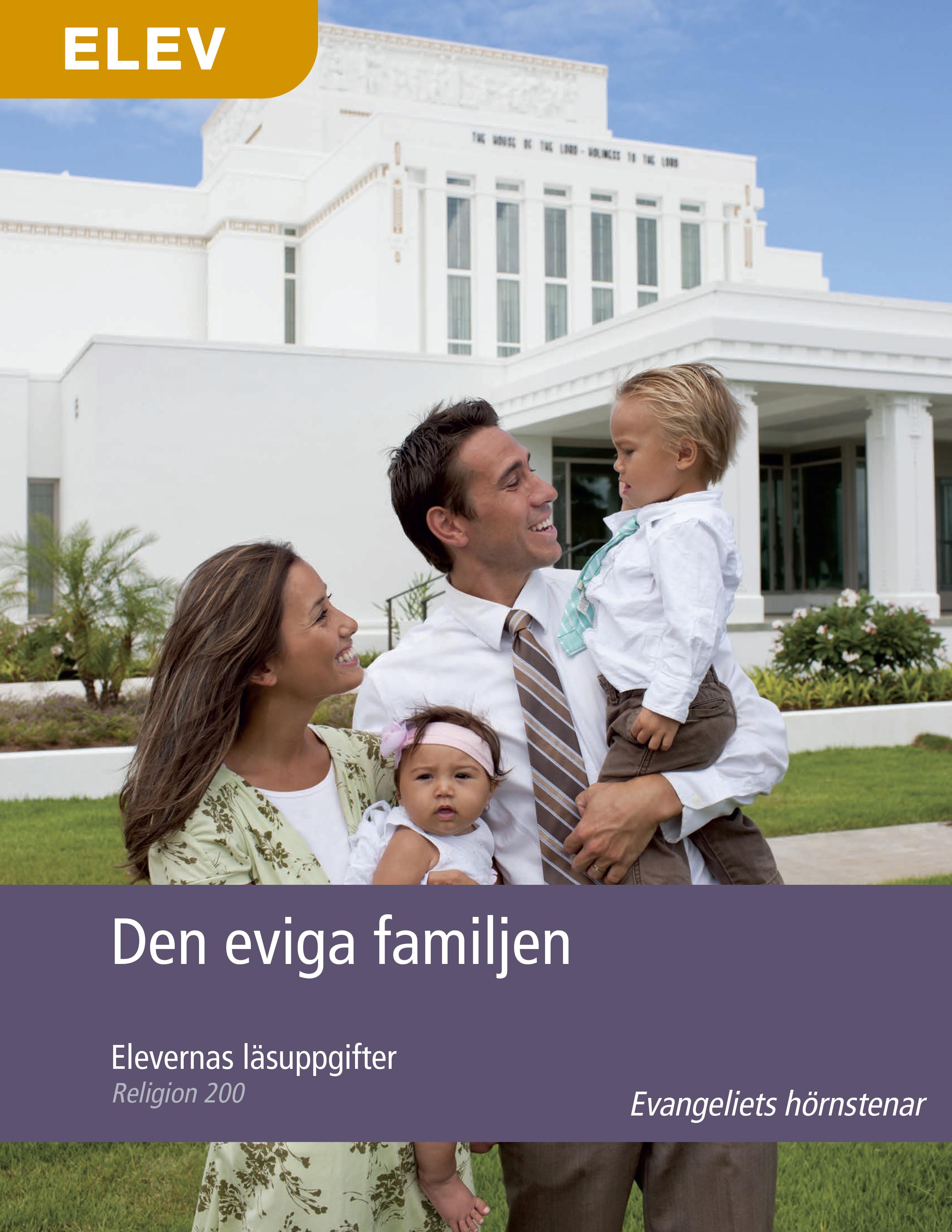 Den eviga familjen – Elevernas läsuppgifter (Rel 200)