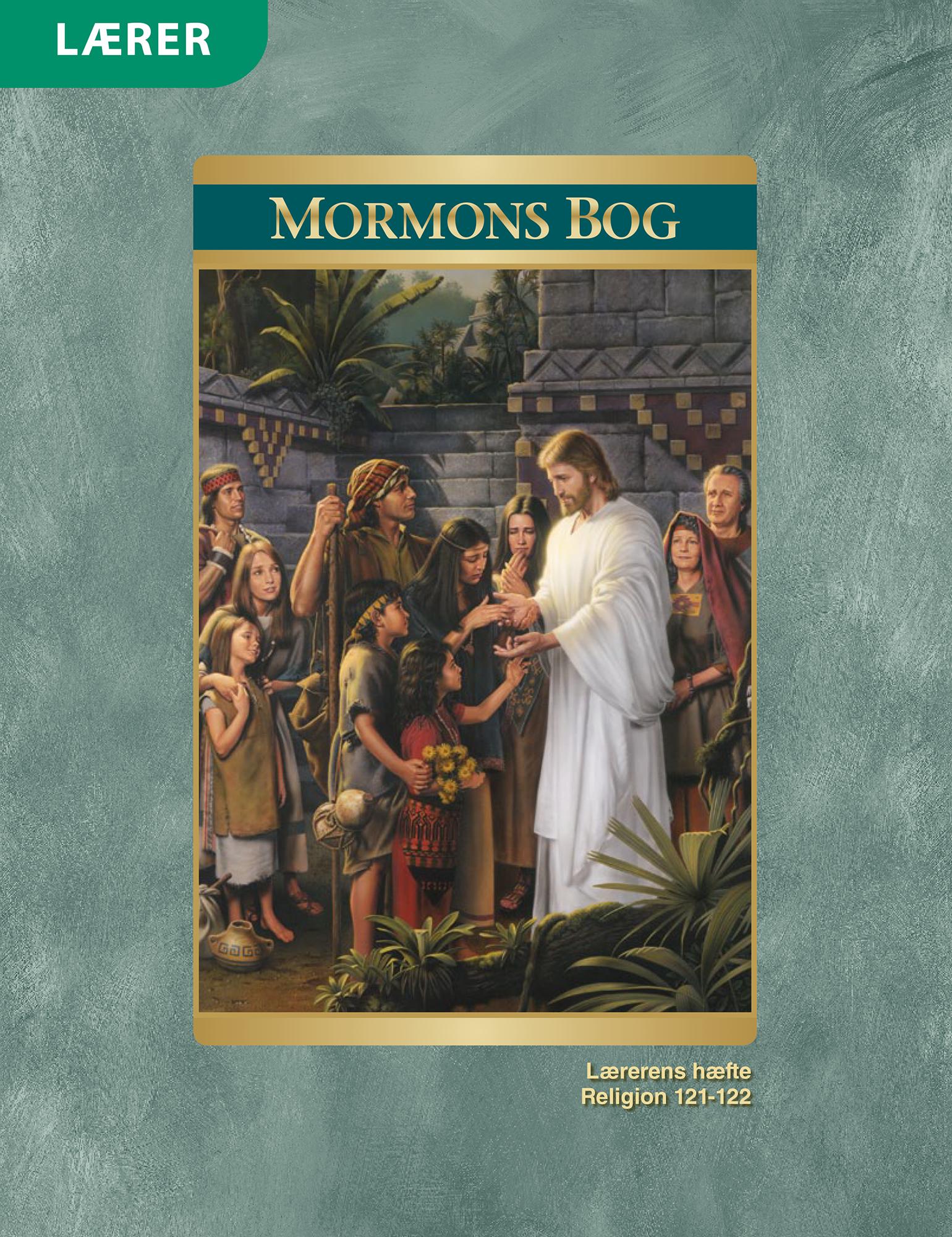 Mormons Bog – Lærerens hæfte (Rel 121-122)