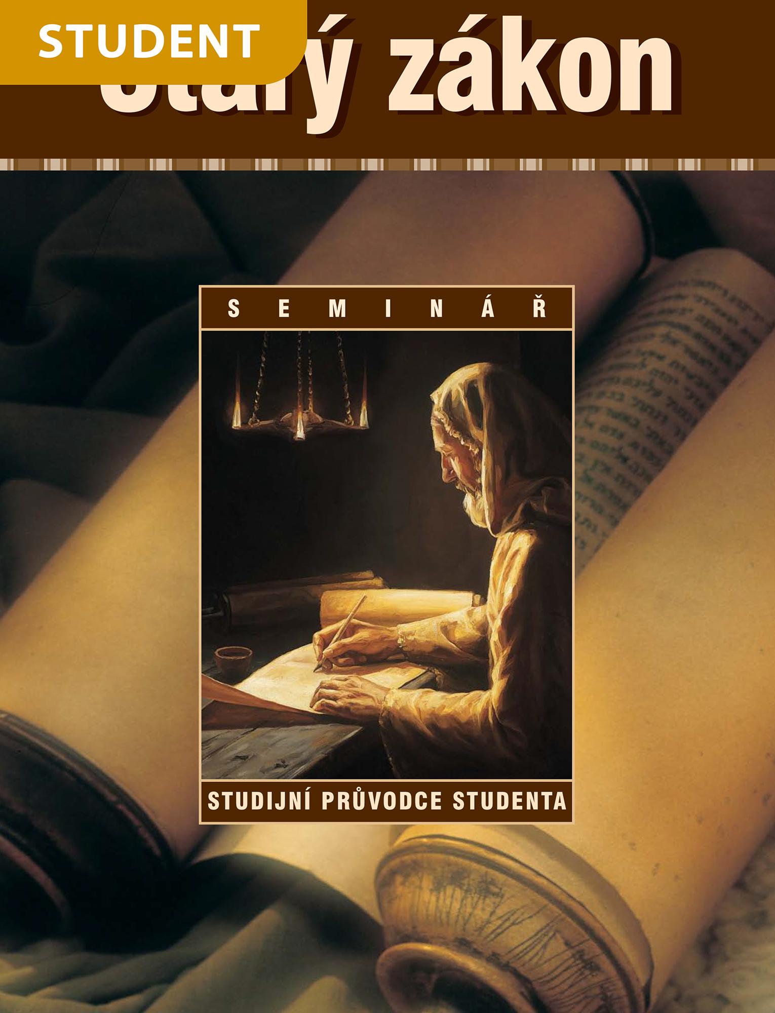 Starý zákon – studijní průvodce studenta
