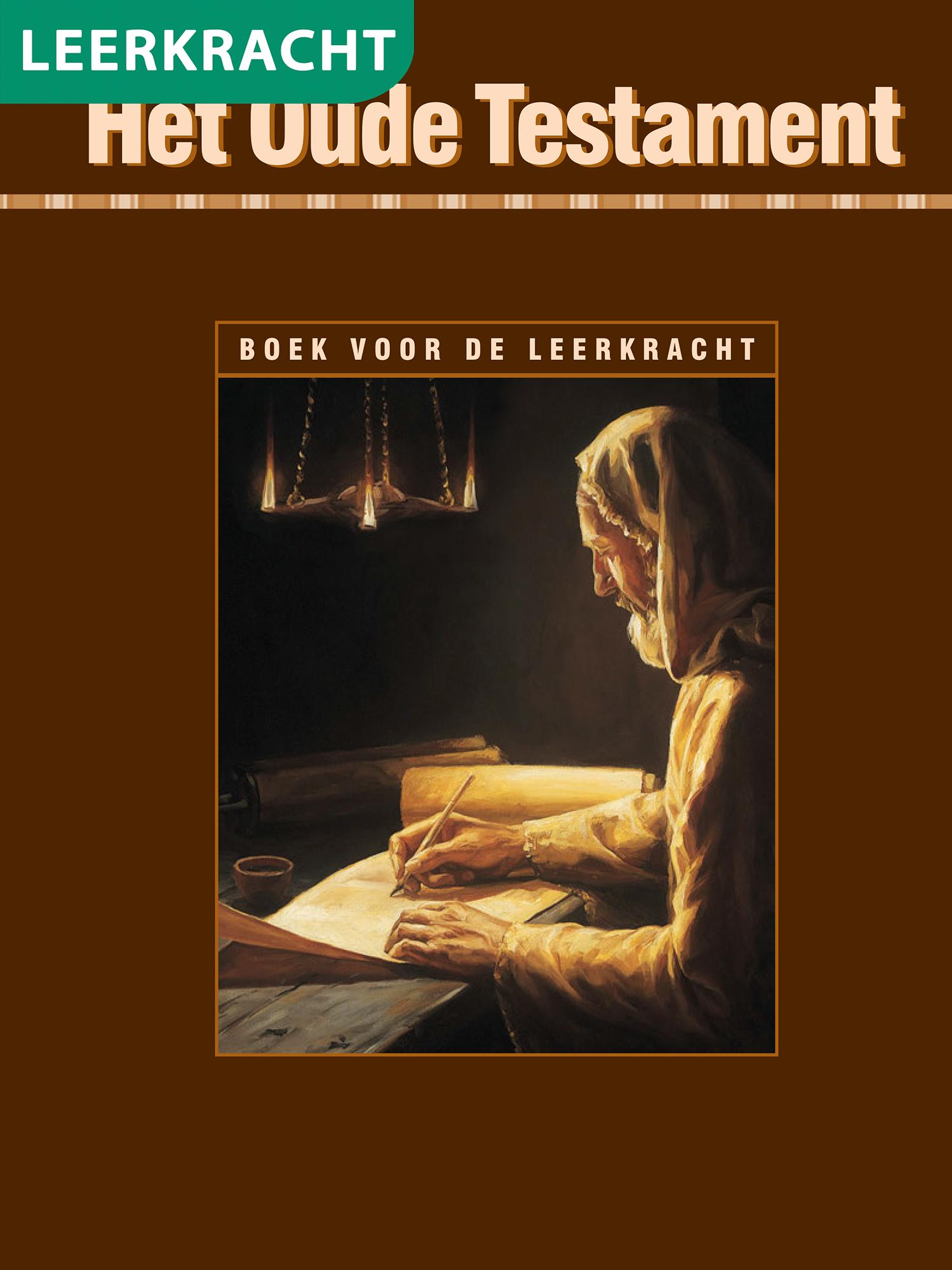 Het Oude Testament — boek voor de seminarieleerkracht