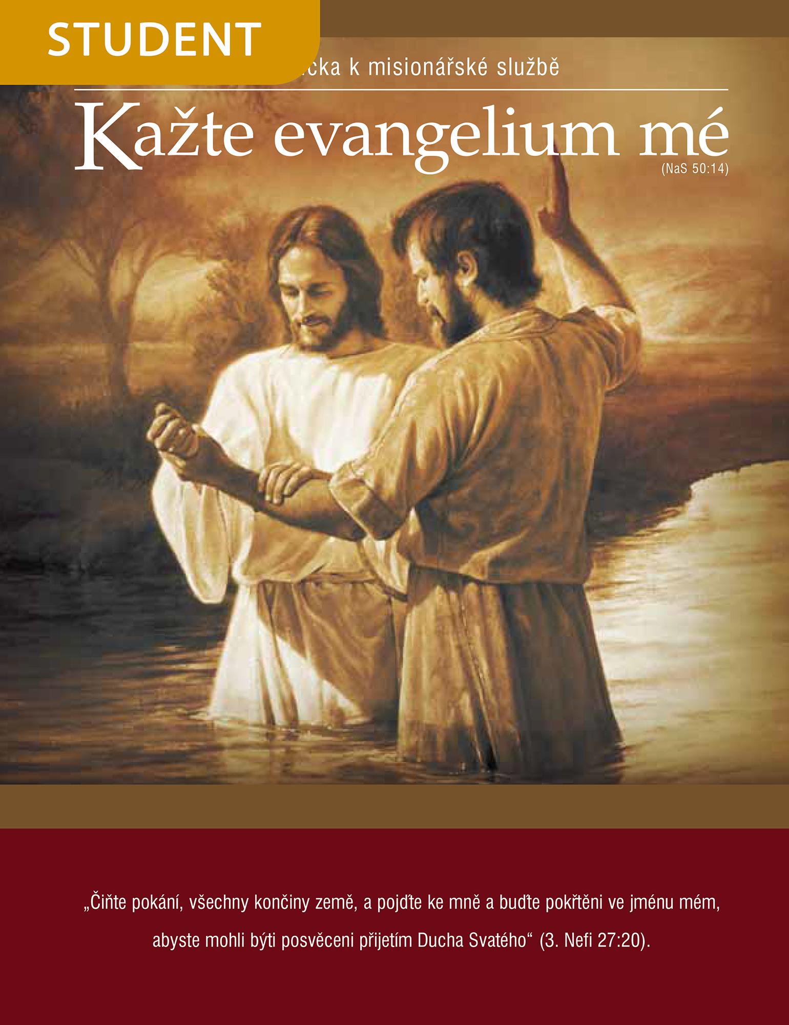 Kažte evangelium mé