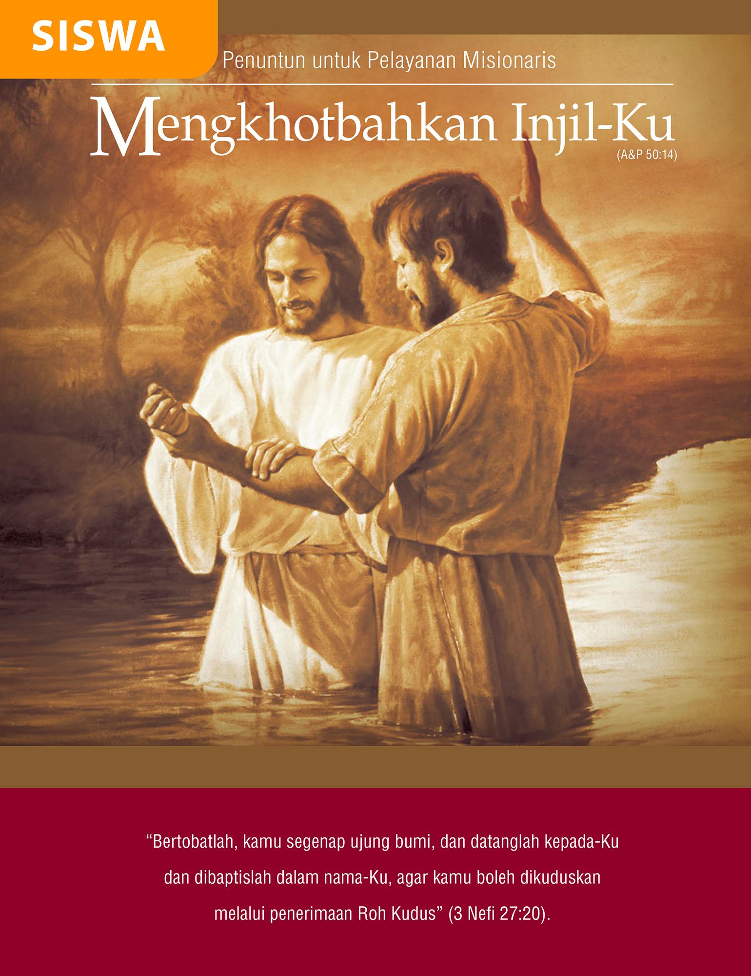 Mengkhotbahkan Injil-Ku