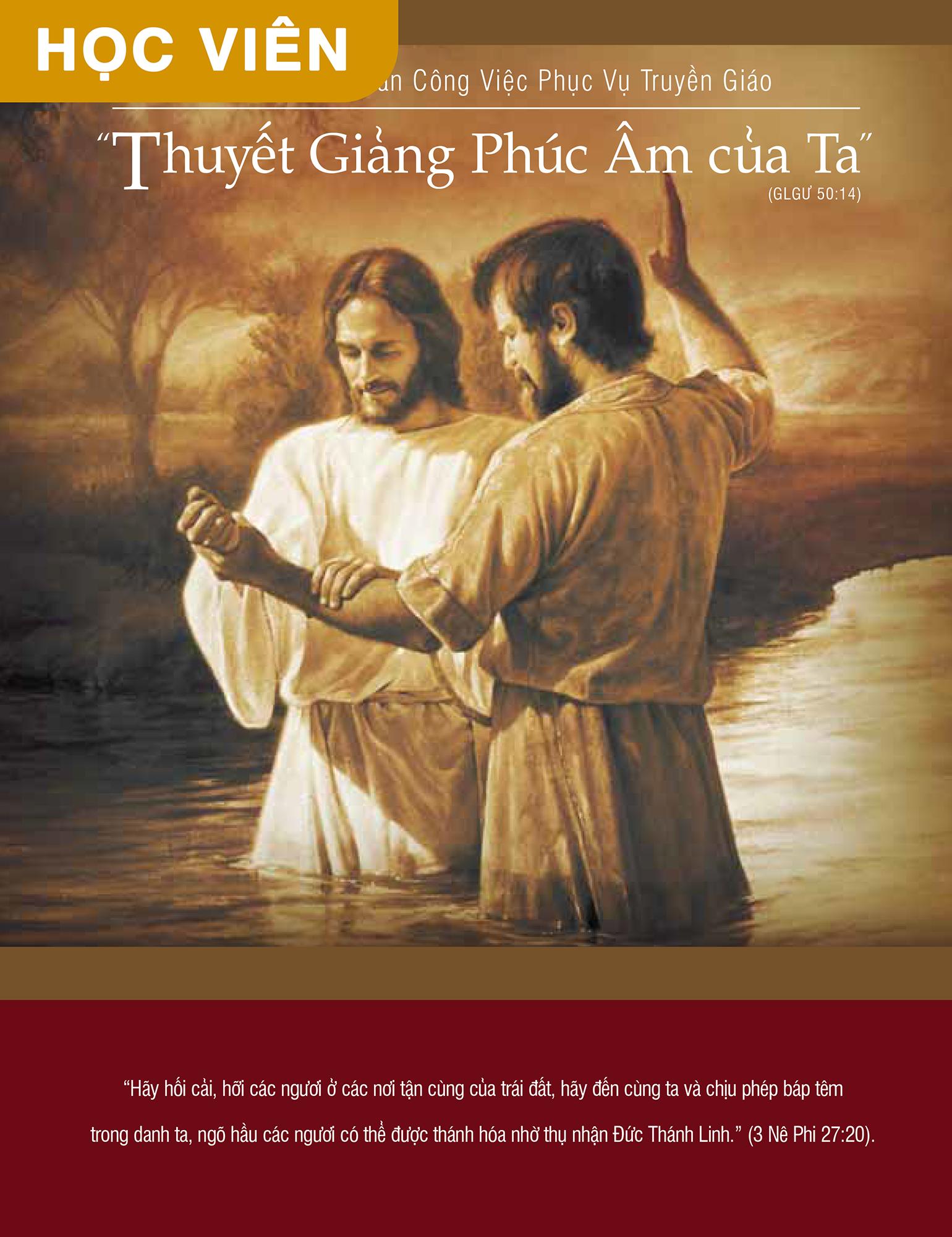 Thuyết Giảng Phúc Âm của Ta