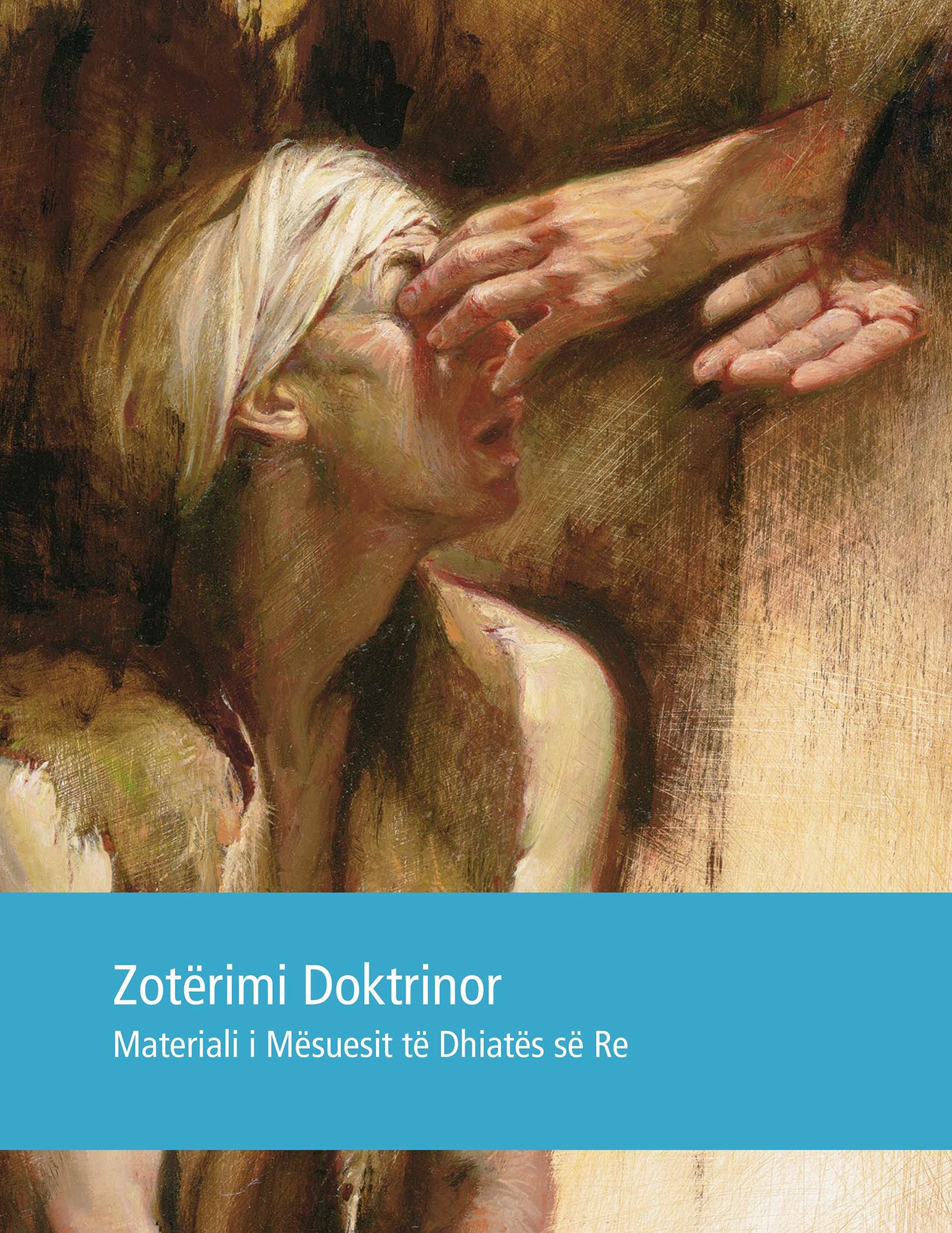 materiali i mësuesit për zotërimin doktrinor