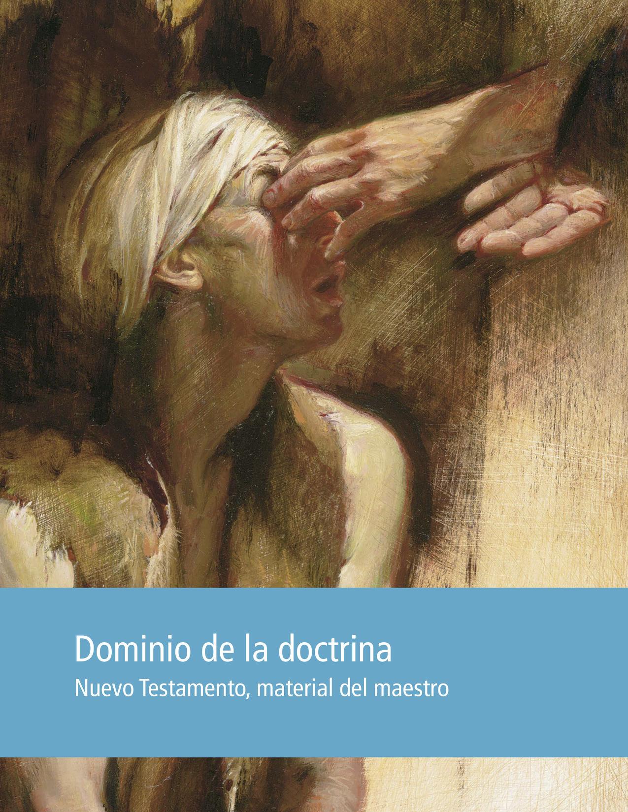 material del Dominio de la doctrina para el maestro