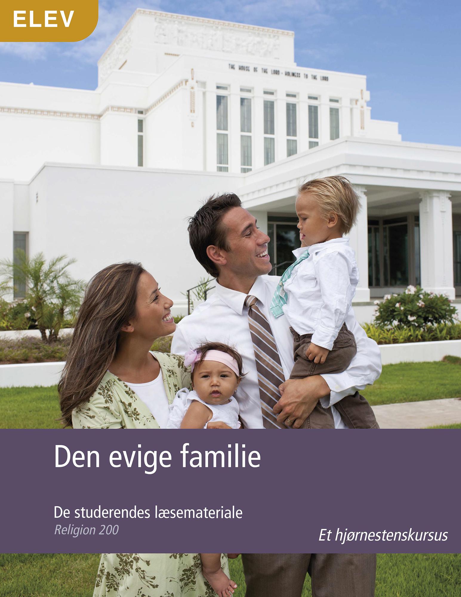 Den evige familie – De studerendes læsemateriale (Rel 200)