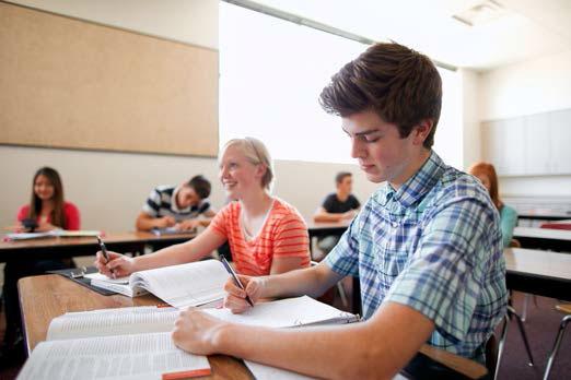 Õpilased klassis
